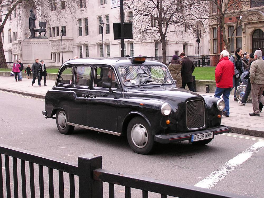 Black Cab by www.londonphotos